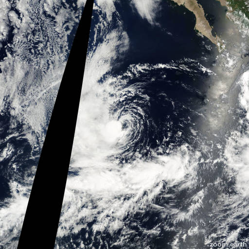Storm Fabio 2000