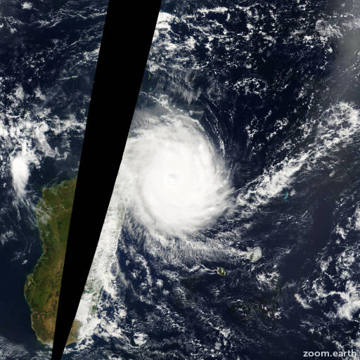 Cyclone Hudah 2000