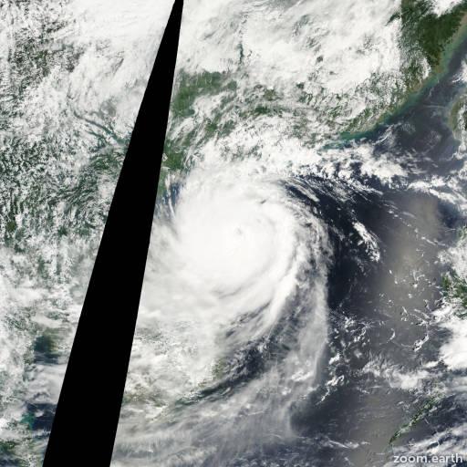 Typhoon Wukong 2000