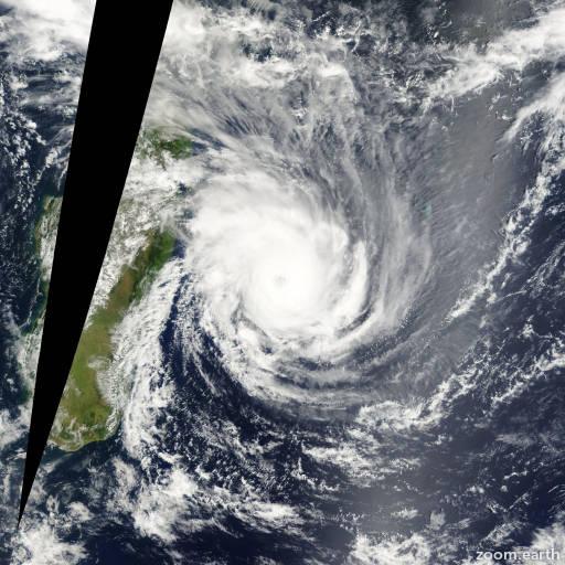 Cyclone Ando