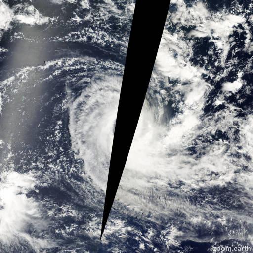Cyclone Bindu 2001