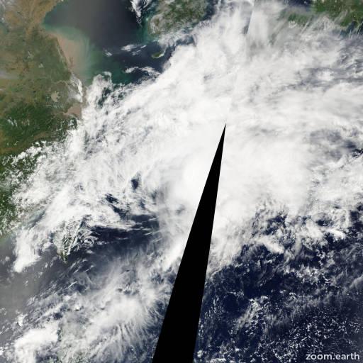 Storm Cimaron 2001