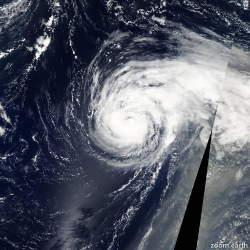 Hurricane Felix 2001