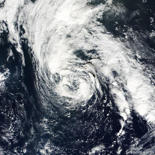 Hurricane Noel 2001