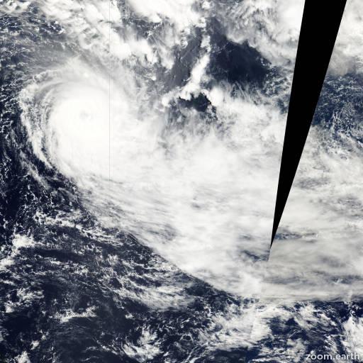 Cyclone Paula