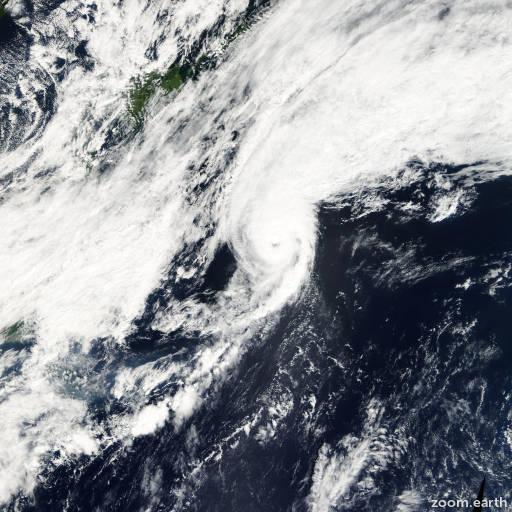 Typhoon Vipa