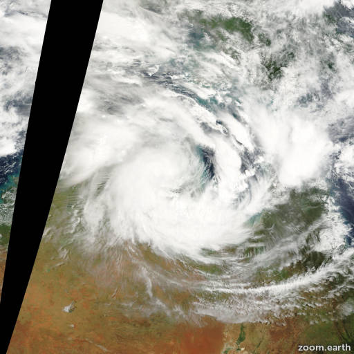 Cyclone Winsome 2001