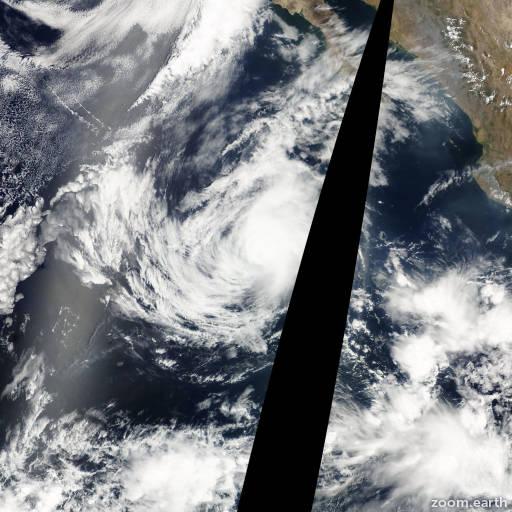 Hurricane Alma
