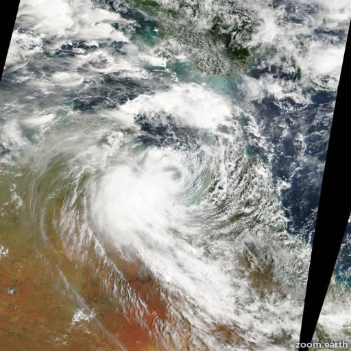 Cyclone Bernie