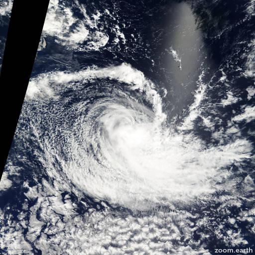 Cyclone Bessi-Bako