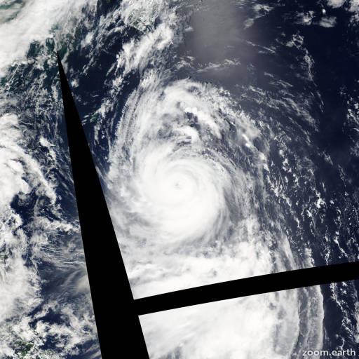 Typhoon Chataan 2002