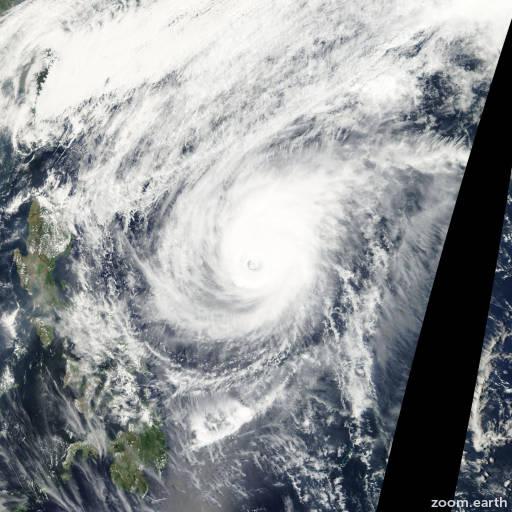 Typhoon Mitag 2002