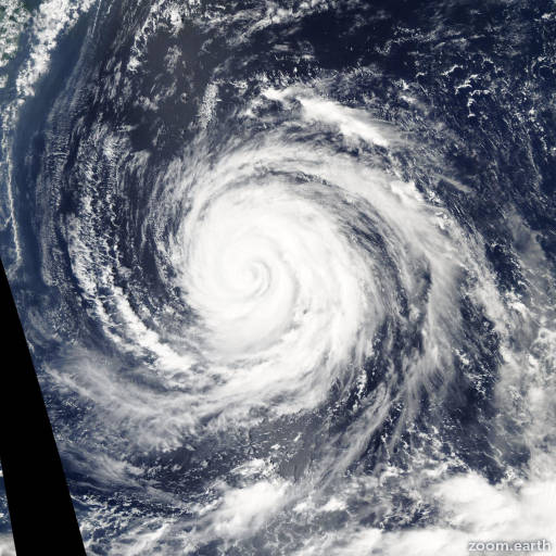 Typhoon Rusa 2002