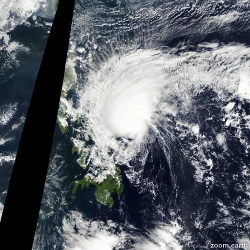 Storm Tapah 2002