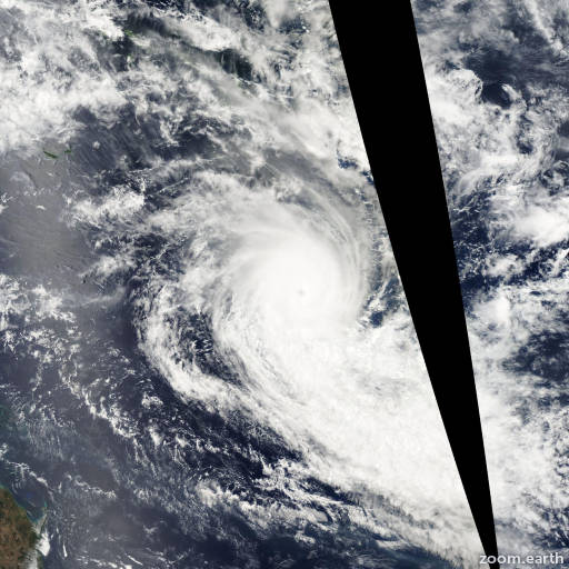 Cyclone Beni 2003