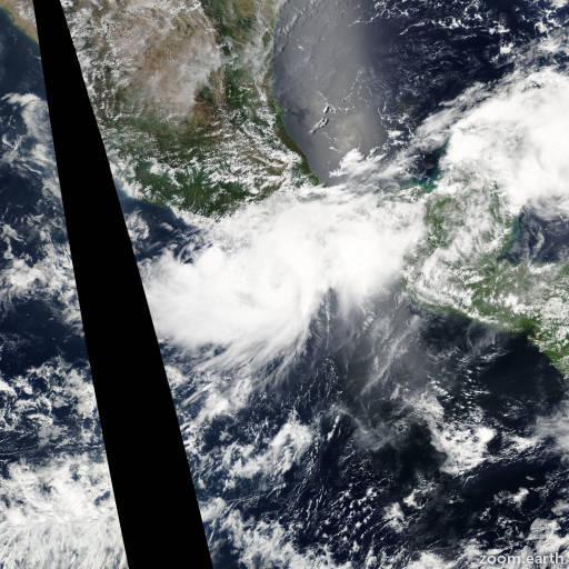Storm Carlos