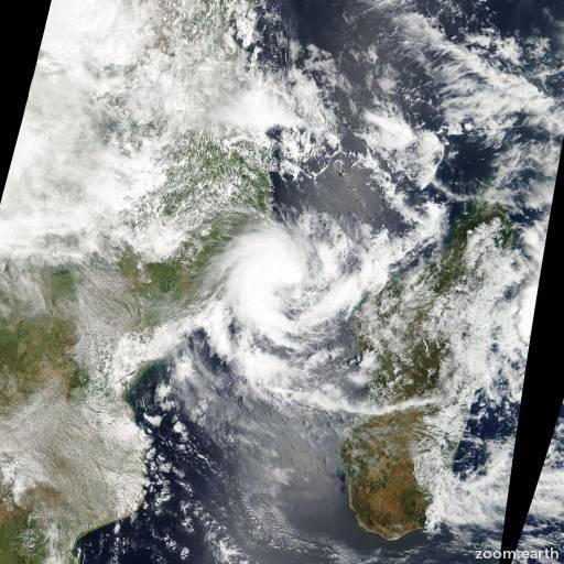 Storm Delfina