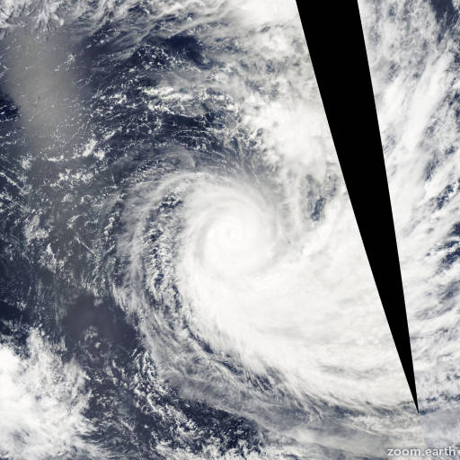 Cyclone Dovi 2003