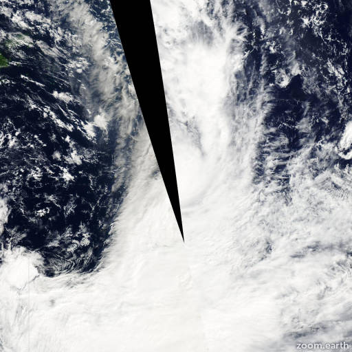 Cyclone Fili 2003