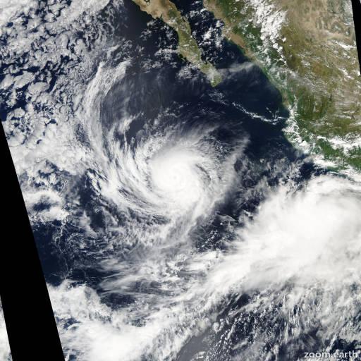 Hurricane Nora