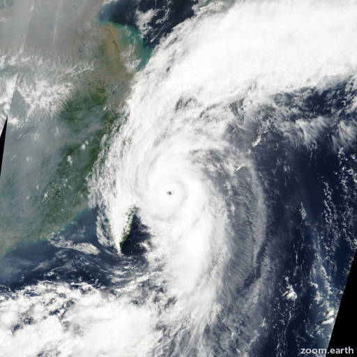 Typhoon Soudelor 2003