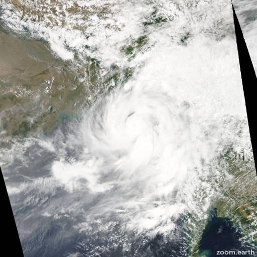 Cyclone 02B 2004