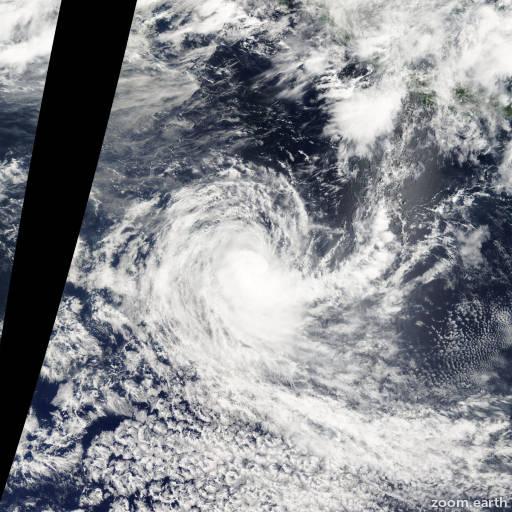 Cyclone Jana