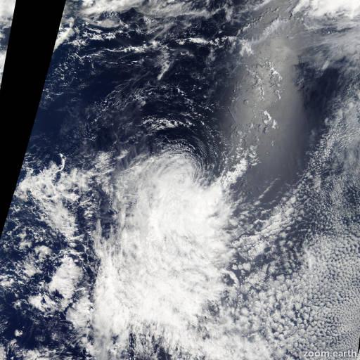 Cyclone Linda 2004