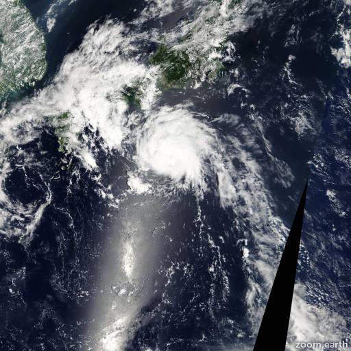 Storm Malou 2004