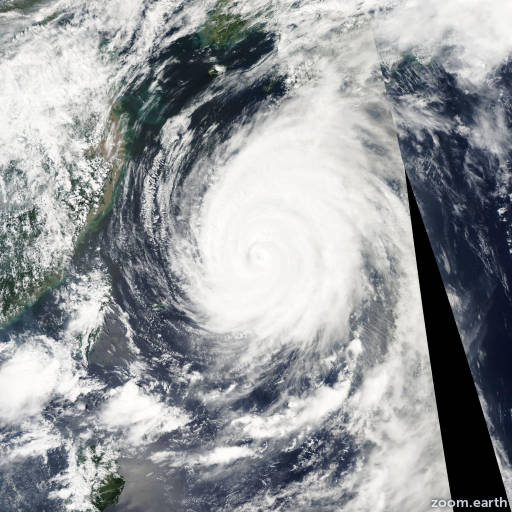 Typhoon Songda 2004