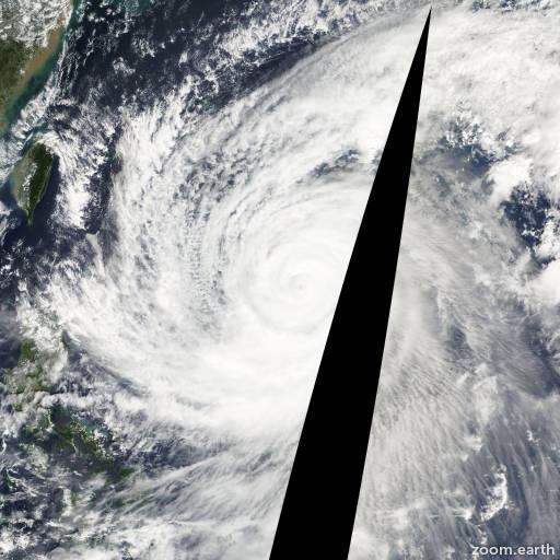 Typhoon Tokage 2004