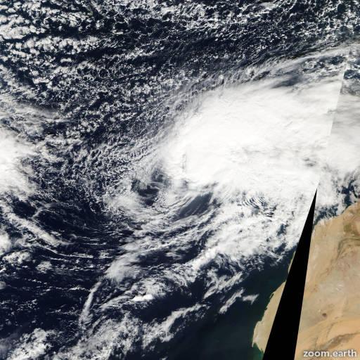 Storm Delta 2005