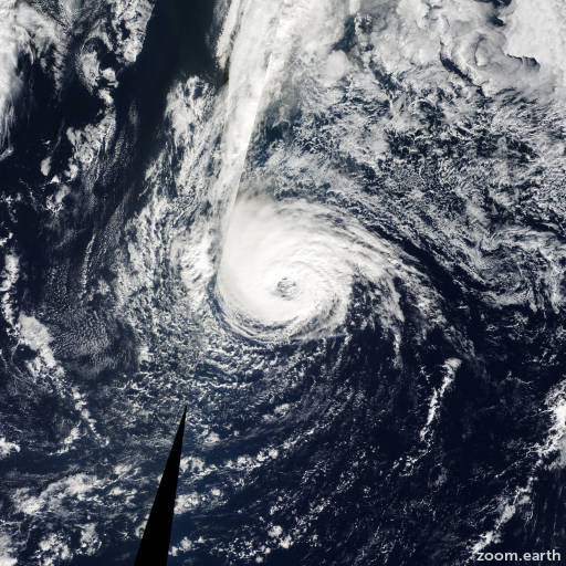 Hurricane Epsilon 2005