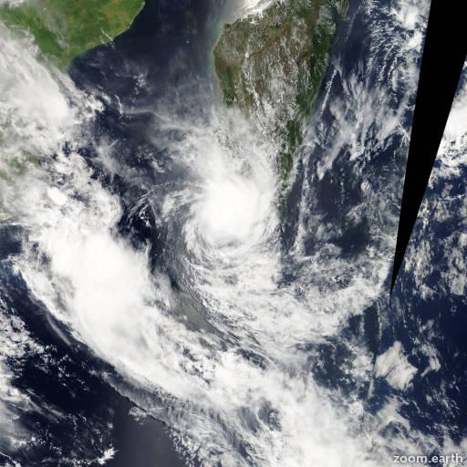Cyclone Ernest 2005