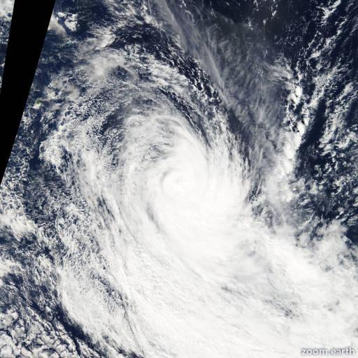 Storm Isang 2005
