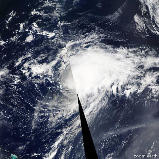 Hurricane Nate 2005