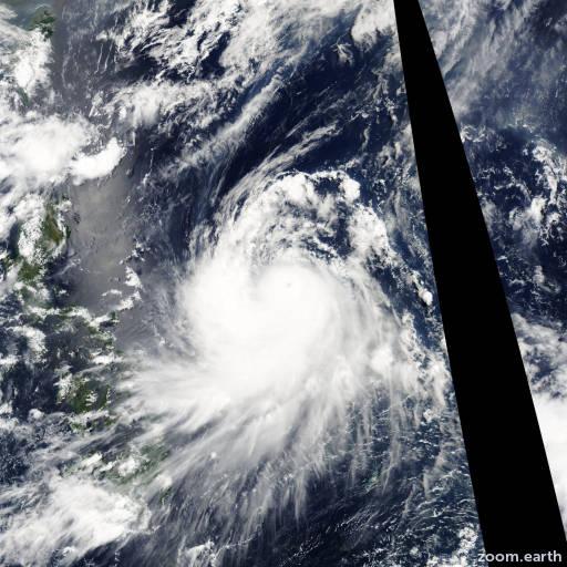 Typhoon Nesat 2005