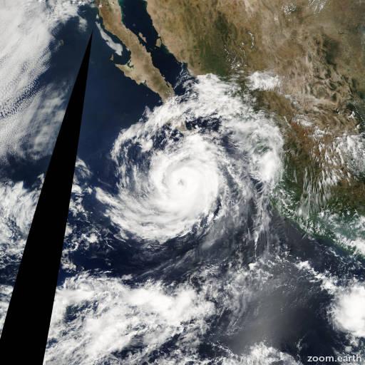 Hurricane Otis 2005