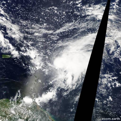 Hurricane Philippe 2005