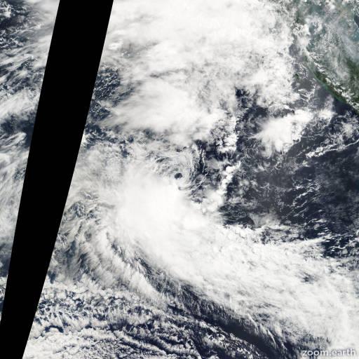 Cyclone Phoebe