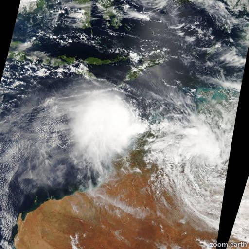 Cyclone Raymond