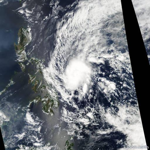 Typhoon Roke 2005
