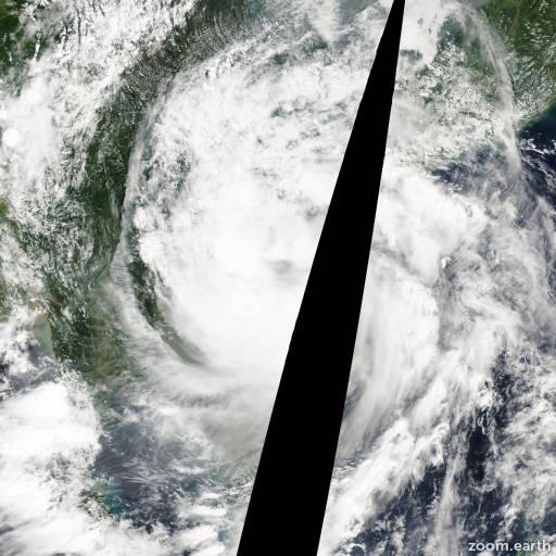 Storm Vicente 2005