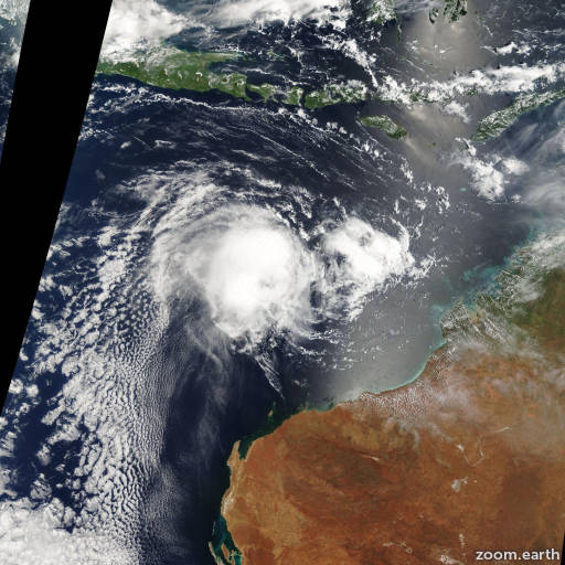 Cyclone Vivienne 2005