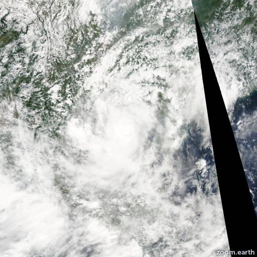 Storm Washi 2005