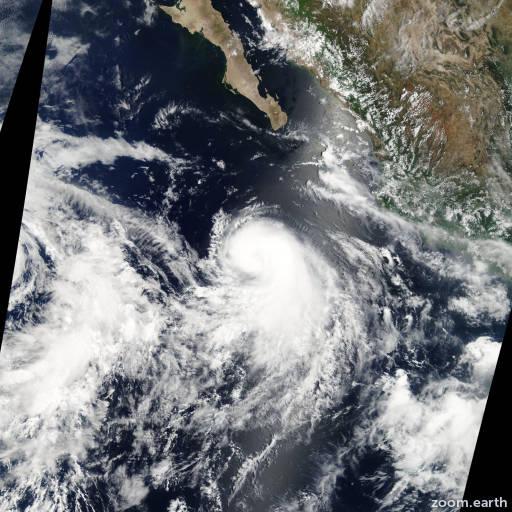 Hurricane Carlotta 2006