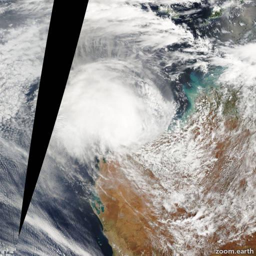 Cyclone Daryl