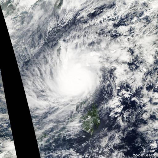 Typhoon Durian