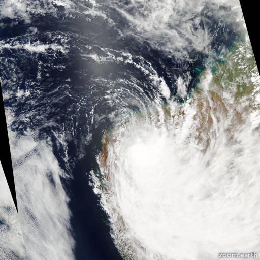 Cyclone Emma 2006