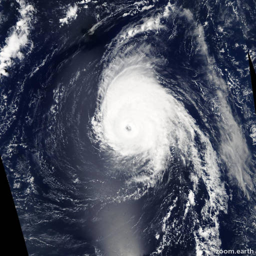 Hurricane Helene 2006